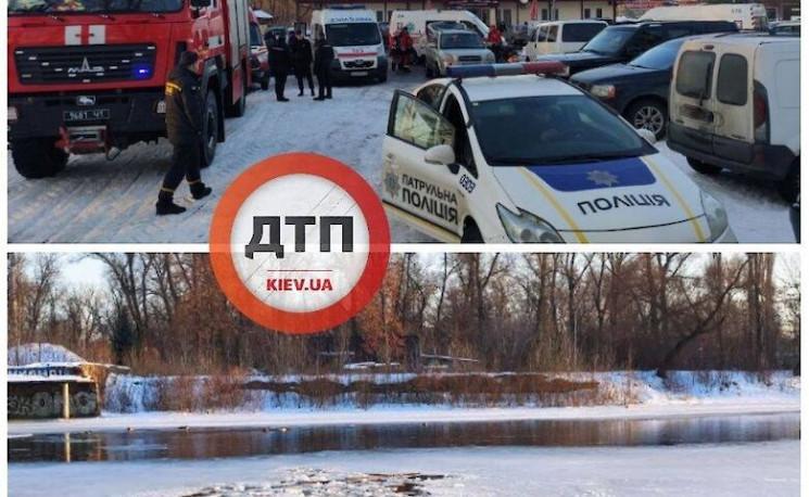 У Києві 12-річний хлопчик провалився під…