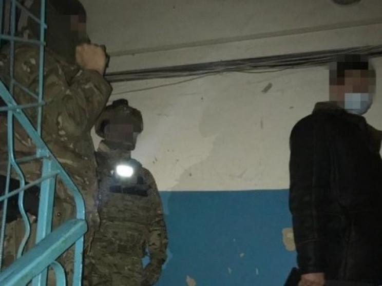 На Київщині податківців упіймали на махі…