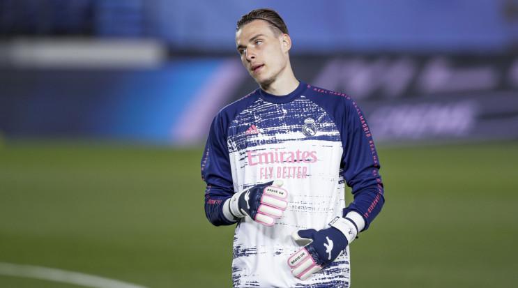 Український воротар Лунін може покинути…