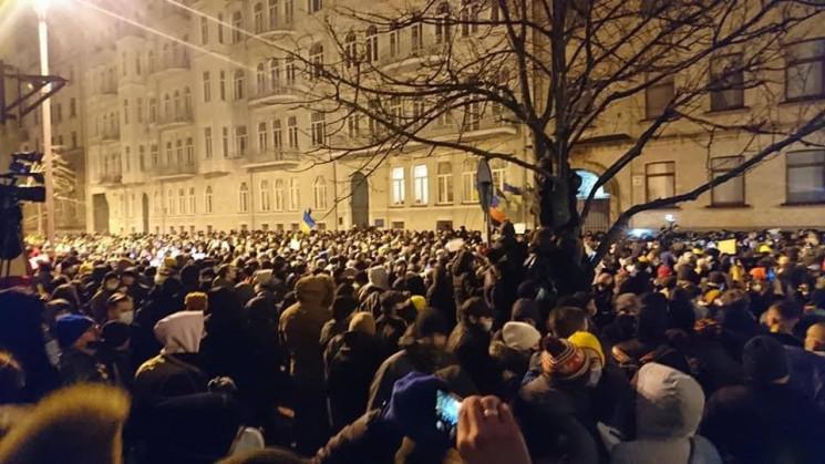 Протест проти засудження Стерненка: Міти…