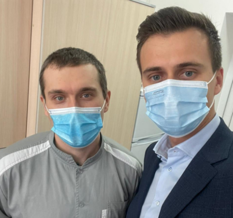 В Україні вже є перший вакцинований від…