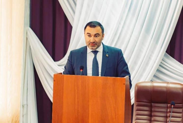 Голова Харківської облради Товмасян на т…