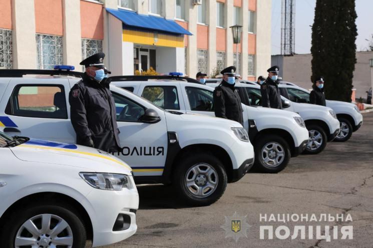 Вінницьким поліцейським вручили десять н…