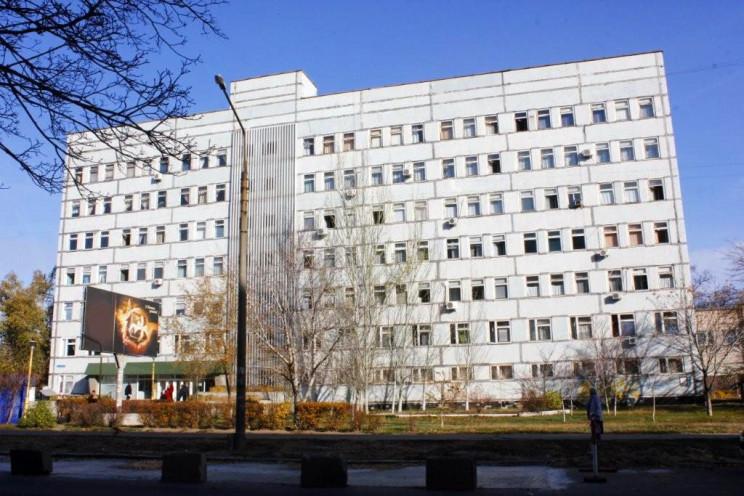 Із однієї з лікарень Запорізької області…