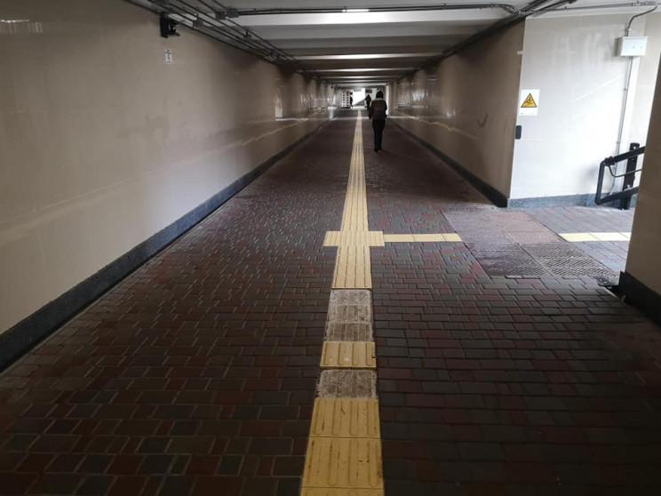 У Києві нещодавно відремонтована підземк…
