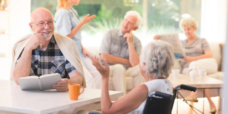 Як вибрати хоспіс для літньої людини…