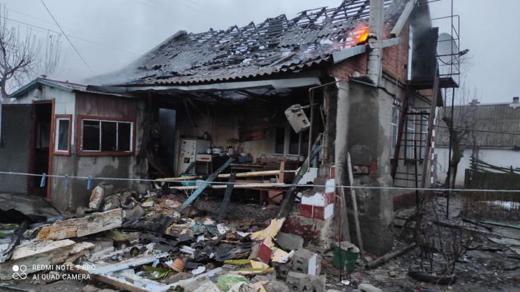 Пламя охватило все здание: На Харьковщин…