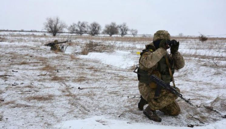 Сутки в зоне ООС: Девять воинов ВСУ полу…