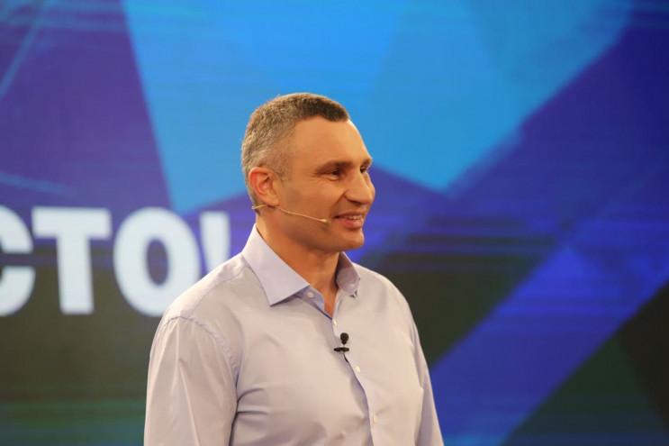"""Кличко виграв суд в каналу """"1+1"""" та Дубі…"""