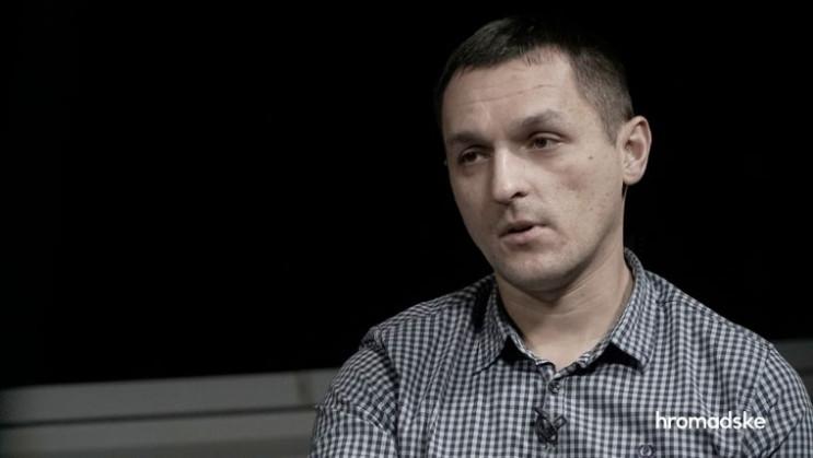 У Києві пограбували автівку голови Антик…