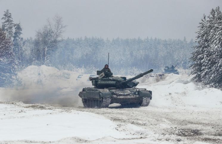 Оккупанты трижды обстреляли позиции ВСУ…
