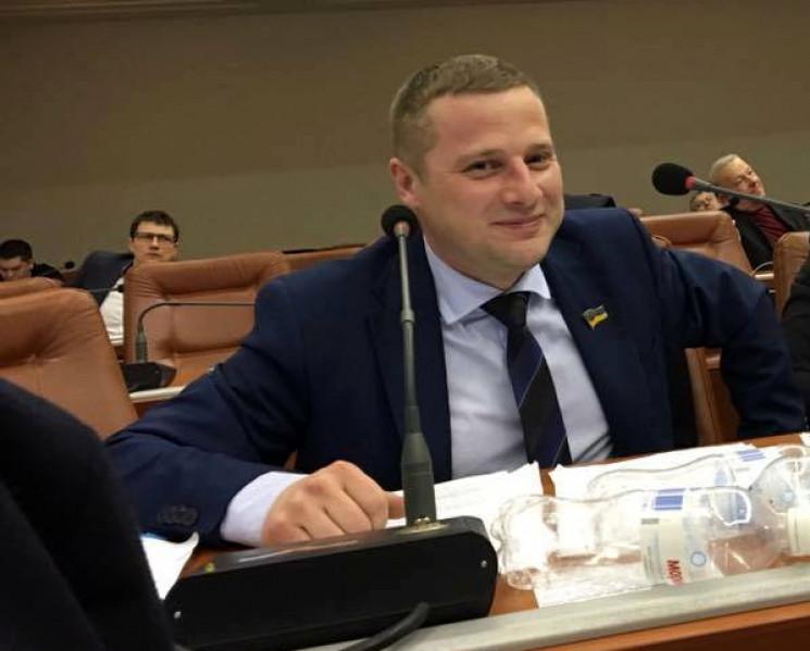 У депутата Запорожского горсовета сгорел…