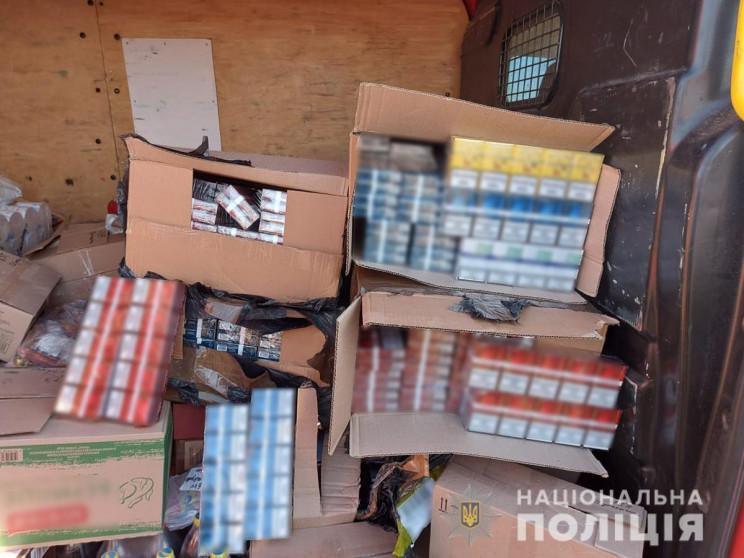 В Запорожской области задержали микроавт…