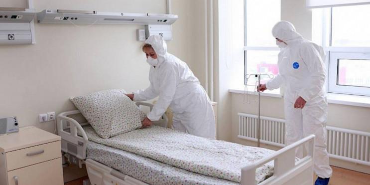 Для госпитализации больных Covid-19 в Од…