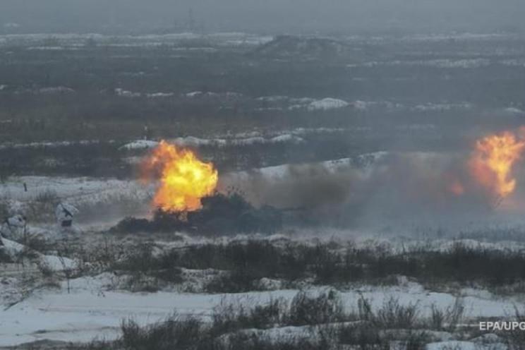 Боевики обстреляли Водяное, Пески и Павл…