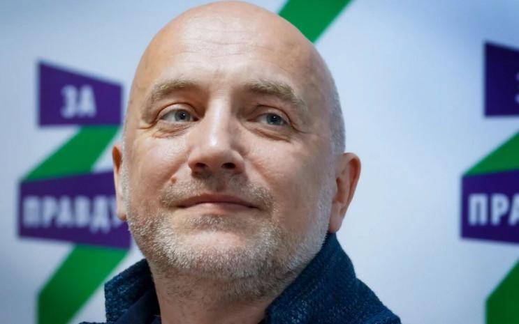 """Прилєпін розповів, хто дав """"ДНР"""" наказ в…"""