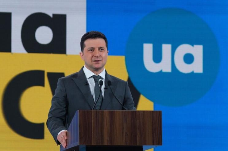 """Зеленський заявив, що програму """"Нове сел…"""