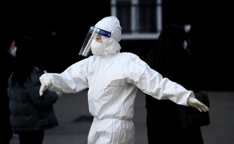 На Одещині виявили 375 нових хворих на C…