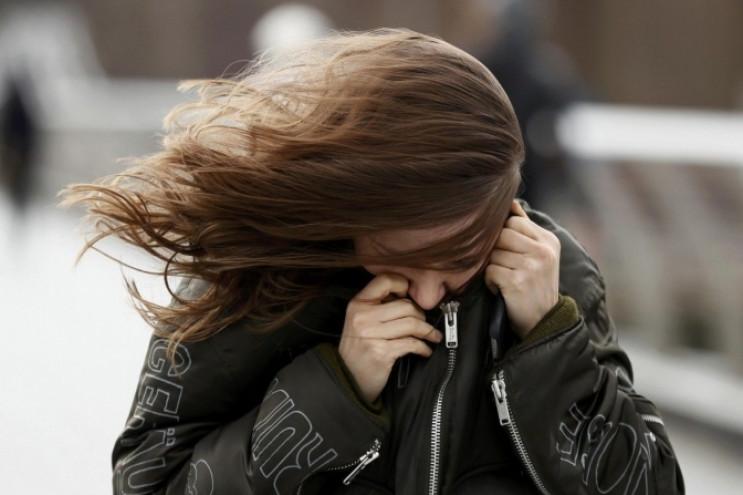 У Києві оголосили штормове попередження…