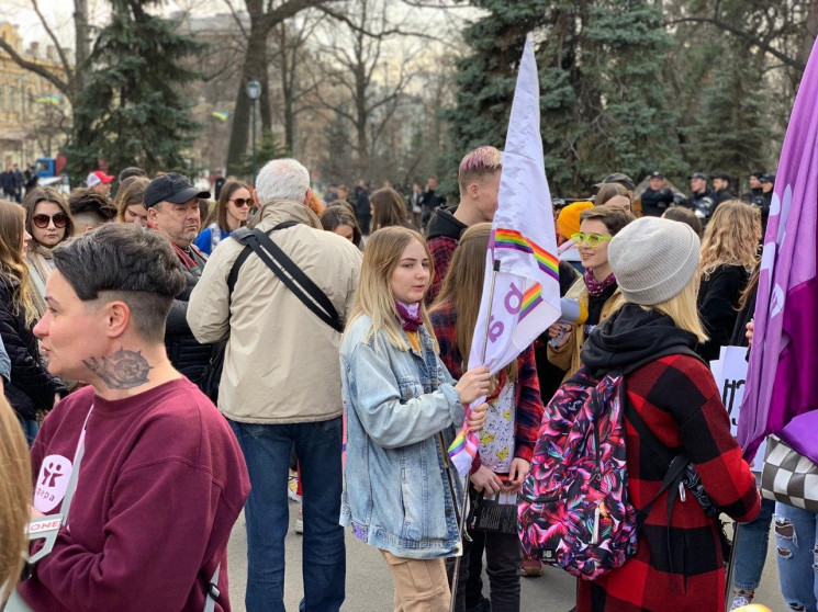 Харківський Марш жіночої солідарності ох…
