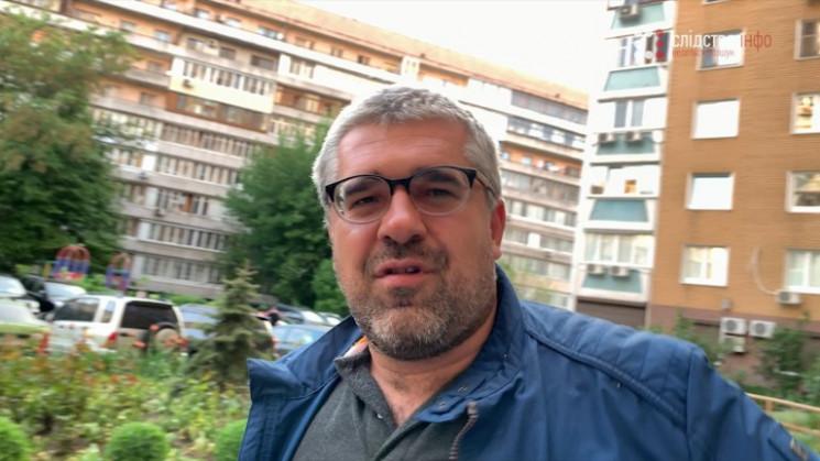 Один из начальников полиции Киева мог бы…