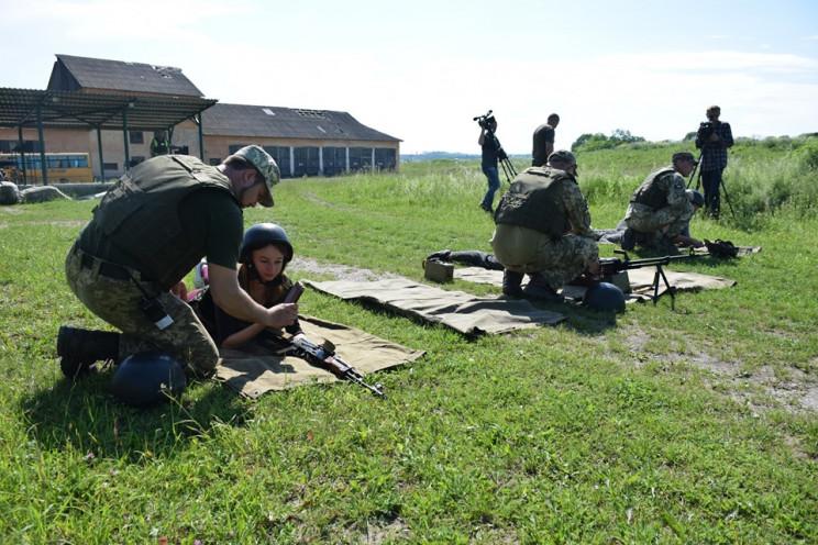 Медийщиков Тернопольщины вывели на военн…