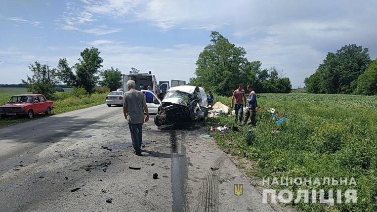 Вибух колеса вантажівки спричинив смерте…