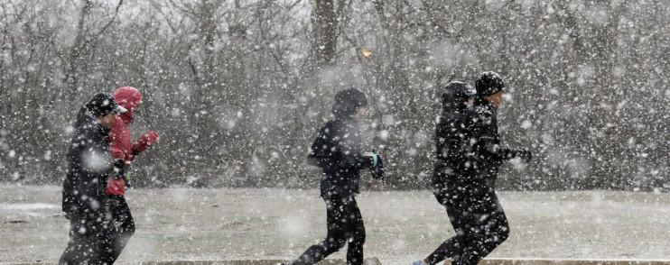У Києві прогнозують хуртовину, мороз та…