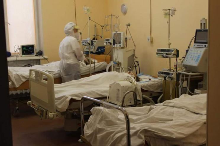 Скільки в Дніпрі хворих на коронавірус у…
