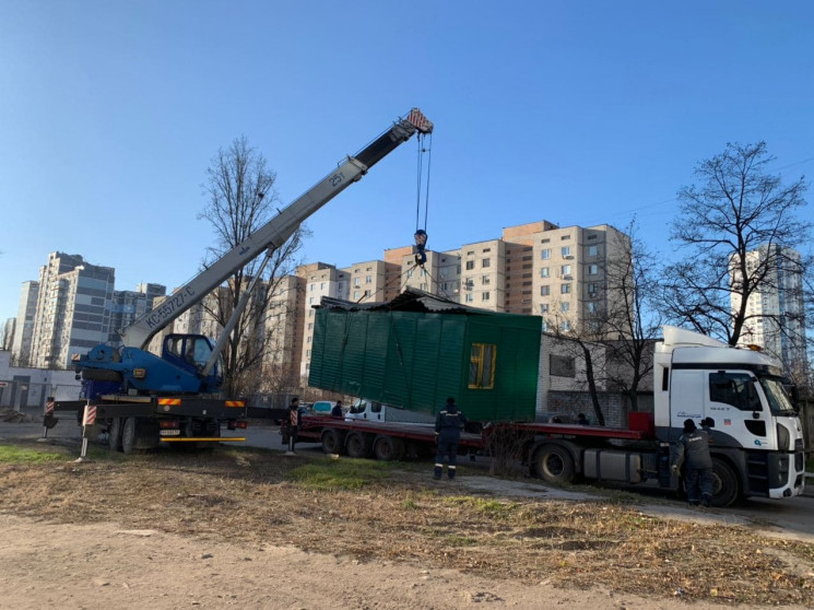 У Києві з початку року демонтували понад…