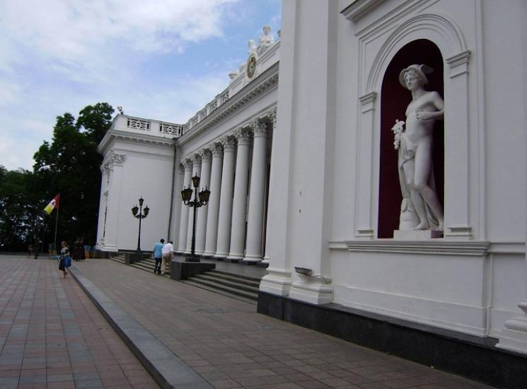 Гарячасесія одеської мерії: Забудова уз…