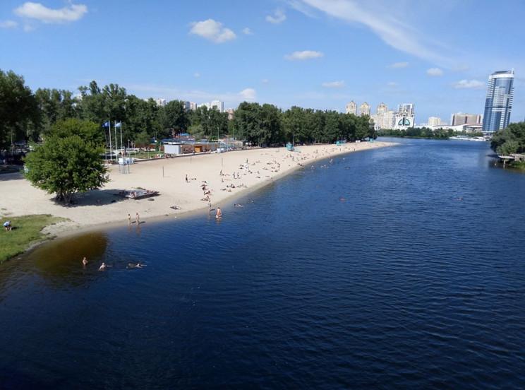 Як відпочити на пляжах Києва: Платні туа…