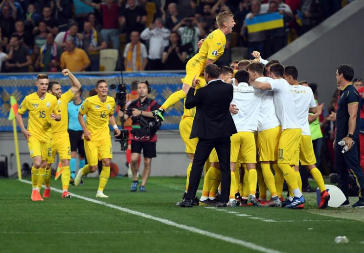 Яким складом збірна України гратиме з Лю…