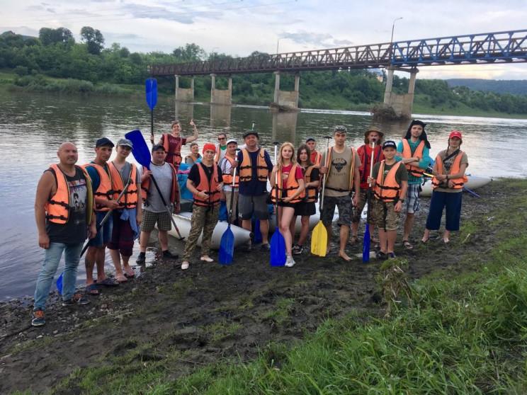 Сплав по Днестровскому каньону: Как это…