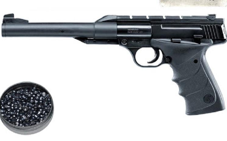 У Кривому Розі підліток вистрелив в обли…