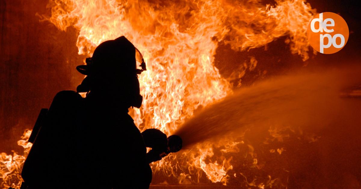 У Києві на пожежі двоє людей згоріли живцем – Depo.ua
