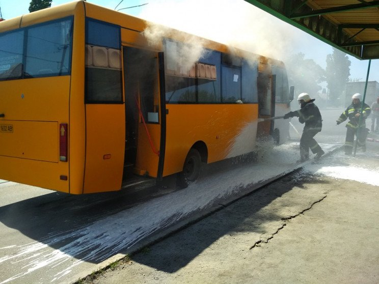 На Днепропетровщине во время движения за…