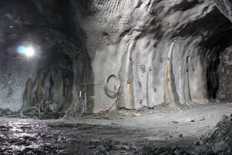 """На станции """"Театральная"""" начали работы по строительству платформы (Фото). Афиша Днепра"""