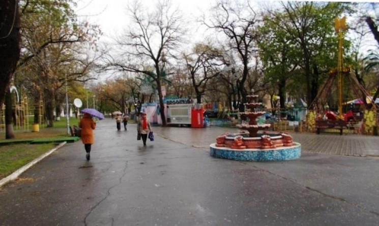 Проект реконструкции Шевченковского парк…