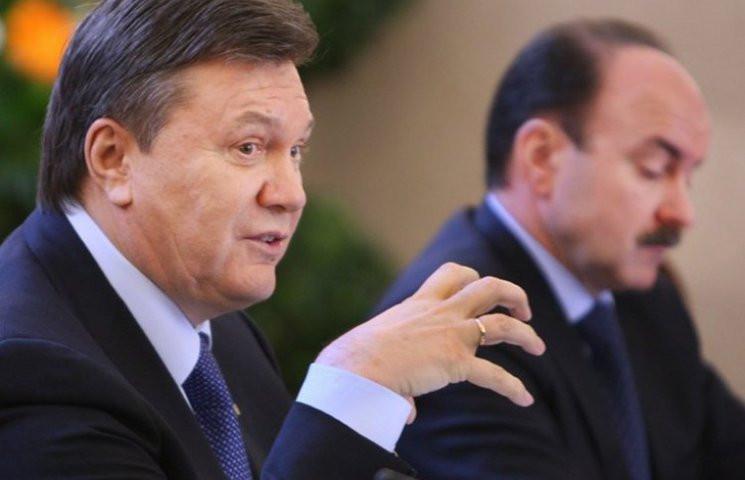 Тимошенко ведет в Раду губернатора Януко…