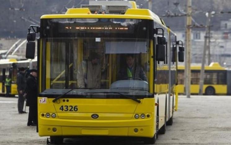 Пасажири львівських тролейбусів і трамва…
