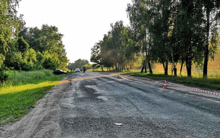 На Сумщині водійка легковика Chery Elara…