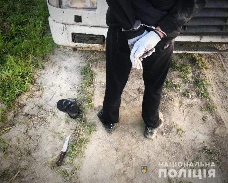 У Херсонській області одесити затримали…