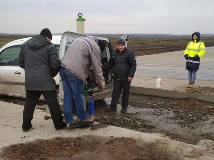 Дорожники Полтавщини перевіряють післязи…