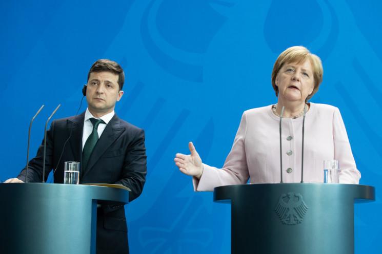 Разные взгляды: О чем Зеленский договори…