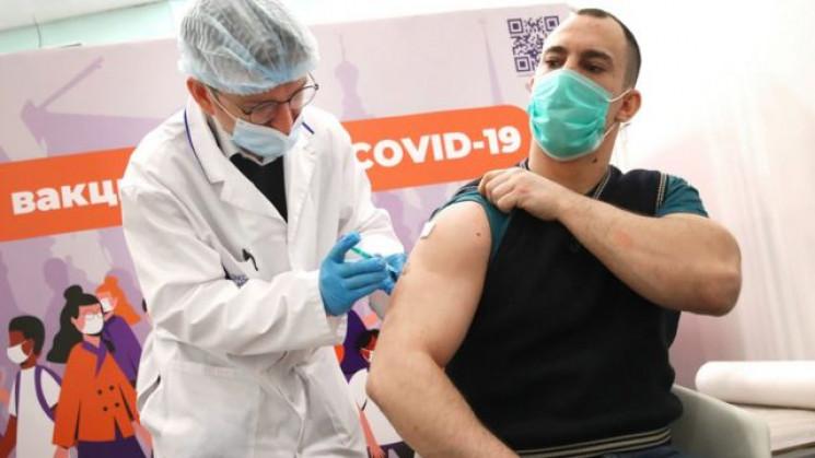 На Херсонщине темпы вакцинации от COVID-…