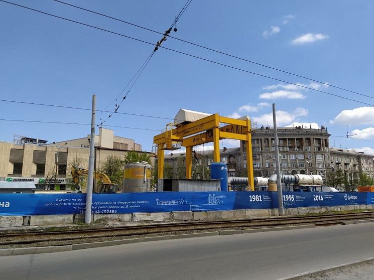 Одна гілка метро більше не врятує Дніпро