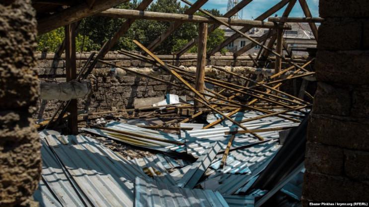 В окупованому Криму лишили без даху буді…