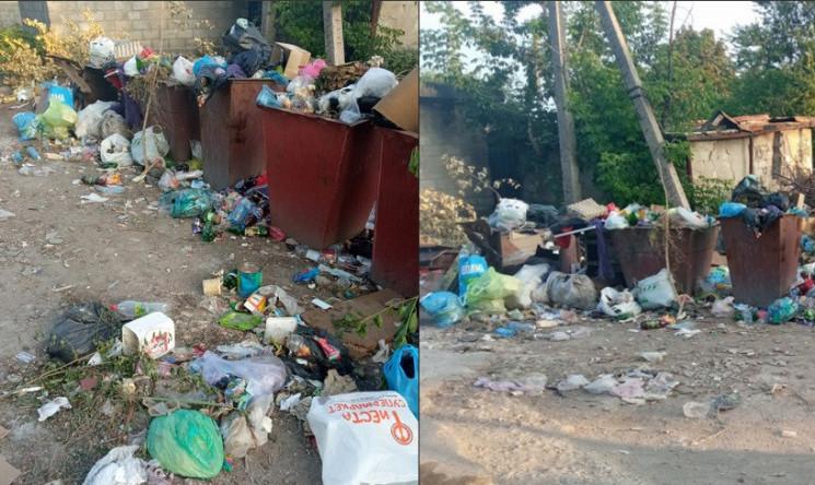"""У """"ДНР"""" мешканці обурюються через смітте…"""