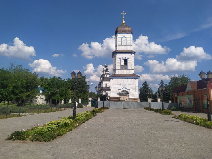 На Дніпропетровщині реставрують унікальн…